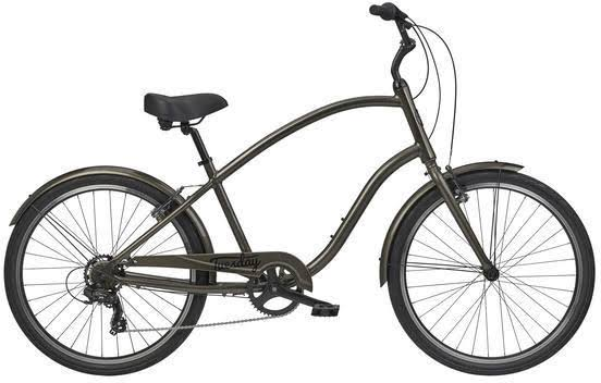 Tuesday March 7 Cruiser Bike - Liquid Pewter, One Size