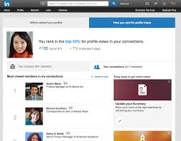 Make The Most Of Who's Viewing Your LinkedIn Profile With ... Convert Your Linkedin Profile To A Beautiful Resume Nanny Resume Sample Monstercom How Optimize Profile Complement Your Laura Smithproulx Executive Write Great Data Science Dataquest Make Stand Out 12 Steps Lkedin Icon 1967 Free Icons Library Vs 8 Differences You Should Keep Print As The Chrome Do I Addsource Candidates Lever From Using Marissa Mayers Has Gone Viral Again But Is It All
