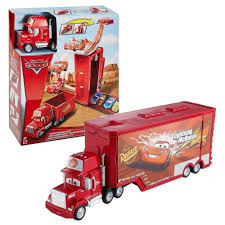 Disney Cars - Vehicle Car - 3-in-1 Mega Jump Mack Truck Game Set ... Cars Mack Truck Toys Buy Online From Fishpondcomau Disney Pixar Cars2 Rc Turbo Toy Video Review Youtube Racing 3 Pack Lightning Chick Hicks Disney Lowest Prices Specials Makro Disneypixar Hauler Diecast Vehicle Walmartcom 2 Cars Transporter And Playset In Buckhurst Hill Simbadickie 203089025 Dizdudecom With 10 Die Cast Toys India Mcqueen At Container