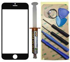 Black Screen Replacement for iPhone 5 5S 5C 6 Touch Repair Glass