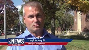 Pumpkin Patch Iowa Dubuque by Joe Kennedy Becomes New Dubuque County Sheriff Youtube