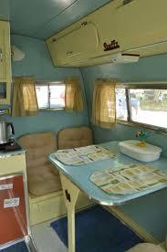 Camper Interior Decorating Ideas by 413 Best Camper Interior Decor Images On Pinterest Vintage