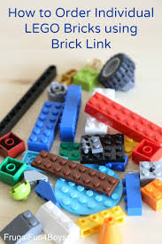 How To Buy Individual LEGO Pieces On BrickLink Frugal Fun For Boys