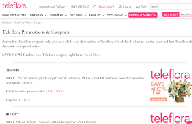 How To Utilize Promo Codes For Holiday Shopping Marketing ... Save 50 On Valentines Day Flowers From Teleflora Saloncom Ticwatch E Promo Code Coupon Fraud Cviction Discount Park And Fly Ronto Asda Groceries Beautiful August 2018 Deals Macy S Online Coupon Codes January 2019 H P Promotional Vouchers Promo Codes October Times Scare Nyc Luxury Watches Hong Kong Chatelles Splice Discount Telefloras Fall Fantasia In High Point Nc Llanes Flower Shop Llc