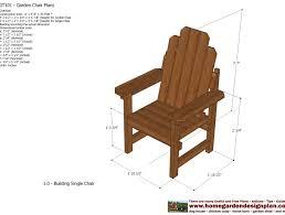 furniture outdoor chair plans myoutdoorplans free woodworking