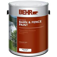 BEHR 1-gal. White Exterior Barn And Fence Paint-03501 - The Home Depot Feeling Blue About The Onic Sugardale Barn Along Inrstate 35 Behr Premium 8 Oz Sc112 Barn Red Solid Color Waterproofing Favorite Pottery Paint Colors2014 Collection It Monday Amazoncom Kilz Exterior Siding Fence And 1 The Joy Of Pating S3e11 Rustic Youtube Kilz Gallon White Walmartcom Latex Paints Majic Craft Apple Barrel 2 Acrylic Bcrafty About Brushy Run Oil Petrochemical Acrylic Paint Varnish Problems At Lusk Farm