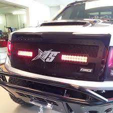 Custom Grills For Trucks, Paramount Raptor Series Grille
