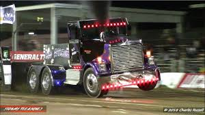 100 Truck Pulling Videos TractorSemi Pulls 2018 Ohio State Benefit Pull PPL Session 2