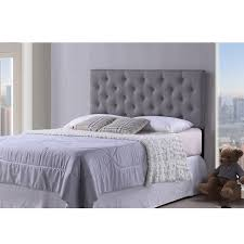 Joss And Main Headboards by Viviana Modern And Contemporary Full Queen Size Grey Upholstered