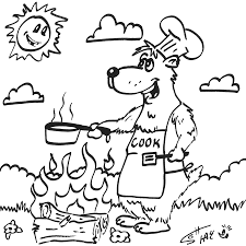 Printable Fun Coloring Pages