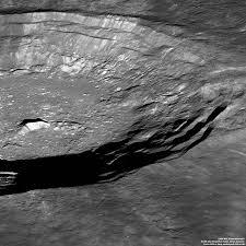 Lunar Pioneer Southside Aristarchus Crater