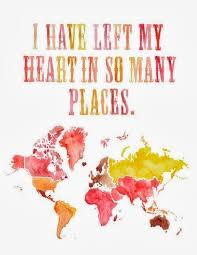 Travel Is About Finding Yourself In Someone Elses World And Ultimately Figuring Out That The Important Things Are Universal