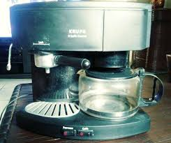 Krups 985 Il Caffe Duomo Dual Coffee Espresso Machine