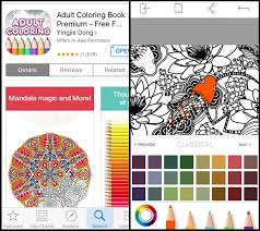 Adult Coloring Apps Ideal Best Book App