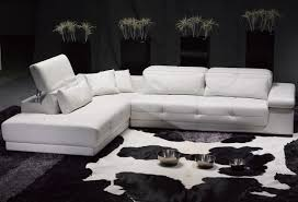 White Sectional Living Room Ideas by 15 Best Collection Of White Sectional Sofa