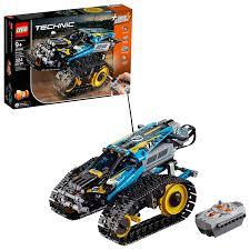 100 Lego Technic Monster Truck Amazoncom LEGO RemoteControlled Stunt Racer 42095