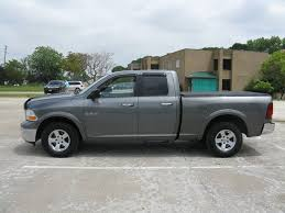 2010 Used Dodge Ram 1500 4 DOOR 4 WHEEL DRIVE SUPER CLEAN RUNS GREAT! At  Cleveland Auto Mall, OH, IID 17823153