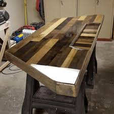 Crystal Clear Bar Table Top Epoxy Resin Coating For Wood Tabletop ... Chevron Design Table Matching Bench Table Has An Epoxy Top To Handmade Custom 11 Foot Long Live Edge Walnut Bar Top By Teraprom Reclaimed Wood Covered With Resin Fogliart 95 Best Diy Epoxy Kitchens Countertops And Coatings Images Metallic Countertop Coating Using Leggari Products Product 1g Fx Poxy Countertop Craft Resin Uv Amazoncom Standard Fx With Resistant Tops Mirror Coat Bar Time Lapse Youtube