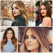Lucy Hale Hair Colors To Wear In 2017