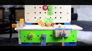 Magna Tiles Master Set by Hape Master Workbench Basic Builder Set And Master Builder Set