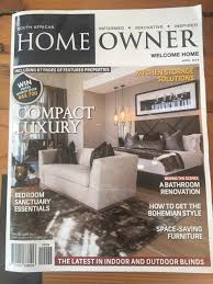 100 Home Interior Design Magazine Were Featured In The SA Owner