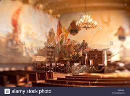 mural room santa barbara county court house santa barbara stock