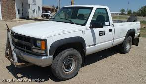 1997 Chevrolet 2500 Cheyenne Pickup Truck | Item DA1127 | SO...