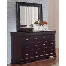 Tiger Oak Dresser Beveled Mirror by Chiffonier Dresser Bestdressers 2017