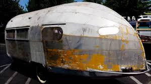 1935 BOWLUS Road Chief Vintage Aluminum Travel Trailer