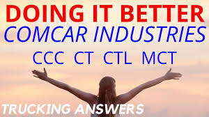 100 Comcar Trucking Company Doing It Better Industries YouTube