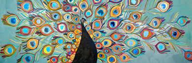 Keep Your Peacock Wall Art
