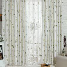 Country Style Living Room Curtains by Floral Country Style Living Room Curtains