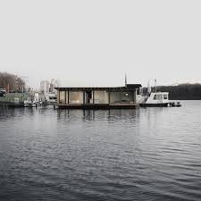 100 House Boat Designs A Modern Boat In Berlin Design Milk
