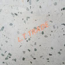 Engineer Project Use Terrazzo Floor Tiles