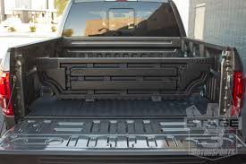 2015-2018 F150 Tonneau Cover Accessories