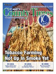 Clarke Farm Pumpkin Patch Chesapeake Va by 2016 10 06 St Mary U0027s County Times By Southern Maryland Online Issuu