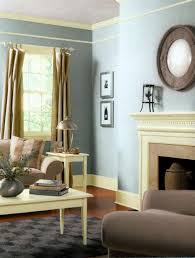 23 light blue paint colors for living room what color goes with