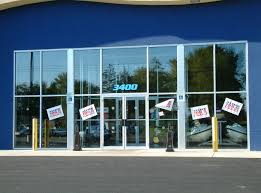 Kawneer Curtain Wall Doors by Commercial Twin City Glass