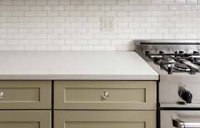small subway tile home design