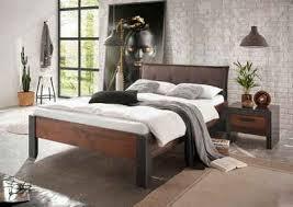 home affaire bettanlage set einzelbett mit polsterkopfteil nachtkommode