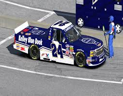 Chase Elliott 2016 Kelley Blue Book Silverado By Todd Ressler ...