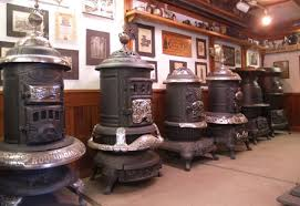 the alliance for green heat antique wood stove collections and
