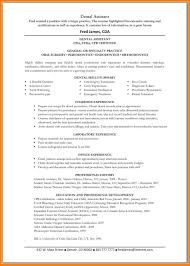 8+ Dental Assistant Resume Samples | Business Opportunity ... Entry Level Dental Assistant Resume Fresh 52 New Release Pics Of How To Become A 10 Dental Assisting Resume Samples Proposal 7 Objective Statement Business Assistant Sample Complete Guide 20 Examples By Real People Rumes Skills Registered Skills For Sample Examples Template