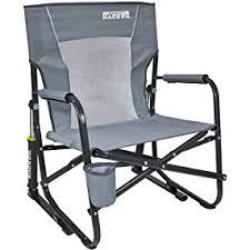 Alps Mountaineering Chair Amazon by Amazon Com Gci Outdoor Firepit Rocker Portable Folding Rocking
