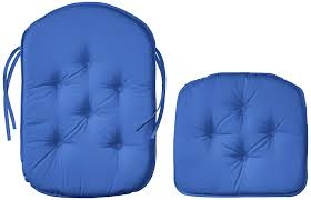 100 The Gripper Twill 2 Pc Rocking Chair Pad Set Buy Cushion Green In Cheap Price On Alibabacom