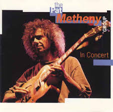 the pat metheny in concert cd at discogs