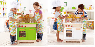 hape gourmet toy kitchen saver sets babi pur blog