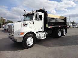 100 Tandem Truck 2014 Used Peterbilt 348 15FT DUMP TRUCKTANDEM AXLE At TLC