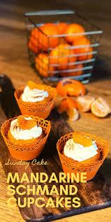 rezept für fruchtig frische mandarine schmand cupcakes