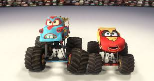 Monster Truck Mater Debuts And Cars Toon DVD/Blu-ray Coming Soon ...